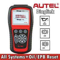OBD2 Engine Transmission ABS SRS Airbag Diagnostic Tool Auto Scanner diaglink US
