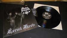 Maniac Butcher – Černá Krev 2001 SOMBRE RECORDS LP vinyl