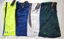 UNDER ARMOUR MEN'S HEAT GEAR LOOSE FIT SHORTS SIZE: S NWT