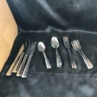 Lot of 21 INDEPENDENCE Oneida WM A Rogers Stainless Flatware