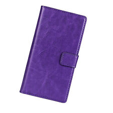 Magnetic PU Leather Wallet Flip Case Cover For Samsung Galaxy J3 2016