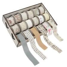 decoración-band bänderbox 18 rollos cuanto 2,85m Deco-Box Band