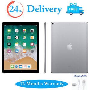 "Apple iPad Pro 12.9"" 32GB 128GB 256GB Wi-Fi + 4G Unlocked Space Grey/Silver/Gold"