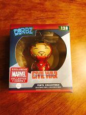 Funko Civil War Dorbz Unmasked Iron Man Collector Corps Exclusive Box April