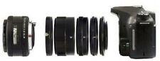 Makro Zwischenringe für Nikon D90 D300 D700  D5000 D3000