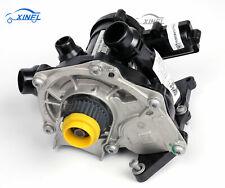 Mechanical Thermostat Water Pump Kit 06L121011B For AUDI A3 A4 TT VW Golf Passat