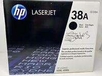 Genuine HP Laserjet 38A Black Printer Ink Cartridge Toner Q1338A for 4200 &4200L