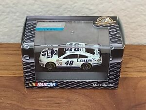 2014 #48 Jimmie Johnson Lowe's White Lionel 1/87 Action NASCAR Diecast