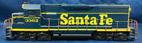 Athearn SANTA-FE 3362  LOCOMOTIVE BLUE. HO SCALE