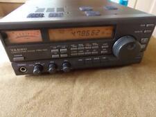 Yaesu FRG-100 COMMUNICATIONS SHORTWAVE RECEIVER AM SSB CW RADIO