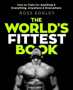 World's Fittest Book by Ross Edgley Sunday Times Bestseller Paperback NEW