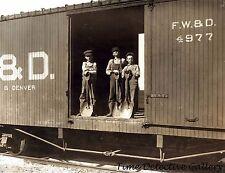 Boys Who Shovel Zinc Ore, Aurora, Missouri - 1910 - Historic Photo Print