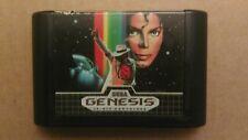 Michael Jackson's Moonwalker (Sega Genesis, 1990) Cart Only Read