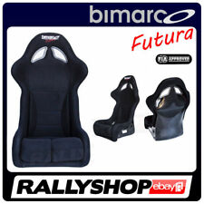 BIMARCO Seat FUTURA FIA Racing Black WITH HOMOLOGATION - CHEAP AND FAST DELIVERY