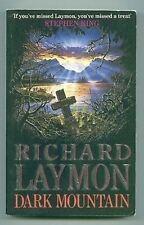 Dark Mountain Richard Laymon pb 1992 Horror fiction book