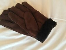 New Shearling Gloves