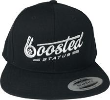 Boosted Status Snapback Hat - OG White