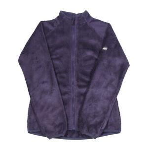 BERGHAUS Thick Pile Fleece Jacket | Size 10 | Coat Bomber Zip Hiking Sherpa