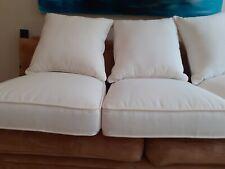Potterybarn luxurious garden seat cushions (7