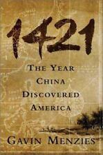1421: The Year China Discovered America Menzies, Gavin