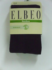 ELBEO BAMBOO Strickstrumpfhose