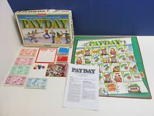 VINTAGE complete PAY DAY BOARD GAME 1994 waddingtons 0468