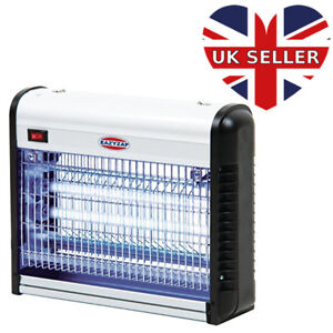 Eazyzap Commercial Fly Killer 16W Bug Fly Zapper Insect Killer UK Stock - Y724