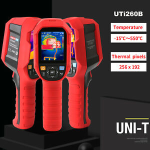 UNI-T UTi260B Industrial Infrared Thermal Imager Temperature Imaging Camera●H