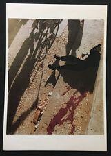 Mathilde ter Heijne, ohne Titel, Farboffsetdruck mit Ausschnitt, 2001