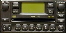 Original Radio TOYOTA RAV4 58812 86120-42130
