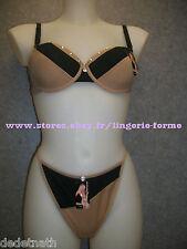 soutien-gorge 100 B string 44 maillot de bain gingembre lingerie culotte sexy
