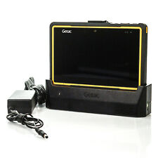 Getac Z710 Android 4430 Dual Core 1GB MDDR Rugged Tablet & Vehicle Dock w/ AC
