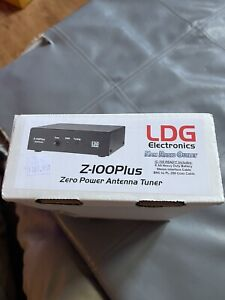 ldg z100 antenna tuner with Icom 705 cable