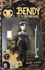Bendy & The Ink Machine: Alice Angel Action Figure Series 1 PhatMojo In Package