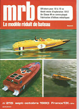 Modele reduit boat no. 215 curious 1912/helices in the mass