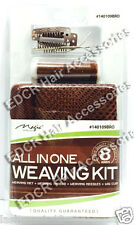 Magic Collection All In One Weaving Kit Brown 8 Kinds #140109Bro Wig Making KIT