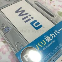 HORI PC Very Hard Cover Clear GamePad Front Part Type Nintendo Wii U 19256 JAPAN