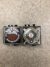 NEW 2013 And 2018 World Series Boston Red Sox Media Press Pins Set