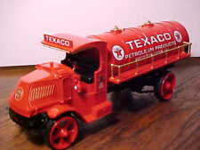 TEXACO GOLDEN 25 MACK AC TANKER TRUCK FIRST GEAR 1st