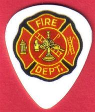 FIREMAN FIRE DEPARTMENT GUITAR PICKS SET OF 4