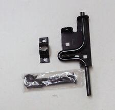 B3200 Gate Hardware Slide Action Bolt Black