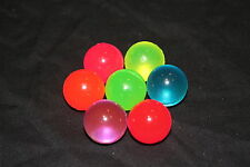 5x Rubber Bouncing Balls Great for lolly bags/ party favours or stocking fillers