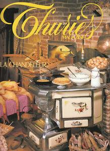 Revue cuisine Thuries la chandeleur No 6 Janvier-Février 1989