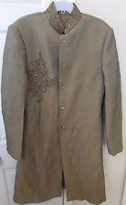 Diwan Saheb Feather Weight Sherwani Bollywood Wedding Jacket Size 67 Gorgeous