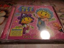 Fifi And The Flowertots - Fifi's First Album (CD / DVD)