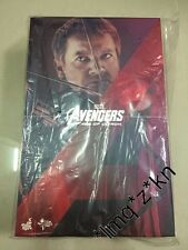 "Hot Toys 1/6 MMS289 Avengers Age of Ultron Hawkeye Jeremy Renner 12"" Figure"