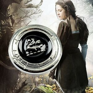 Once Upon a Time Character Emma Swan Talisman Necklace (Smaller) - Brand New