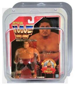 Acryclic CASE seulement pour WWF Hasbro Figure non inclus