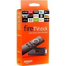 Tarjeta Amazon Fire TV Stick con Alexa voz Remoto Reproductor de medios de transmisión Juego Tv Nuevo