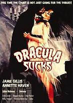 DRACULA SUCKS - DVD - Region Free - Sealed